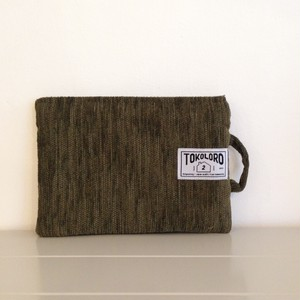 Sofa Cushion Pouch 【khaki】