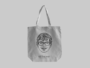 TOTE BAG GRAY(M)