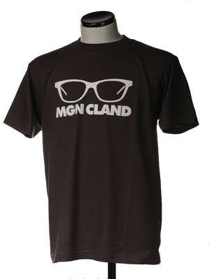 MGN CLAND Tシャツ チャコール(ウェブ限定色)