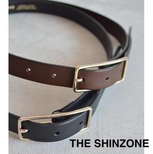 THE SHINZONE/シンゾーン ・スレンダーレザーベルト