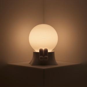 baby led lamp 02 / ベイビー マスコット ランプ ルームライト 照明 韓国雑貨