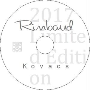 Kovacs - Rimbaud.ep
