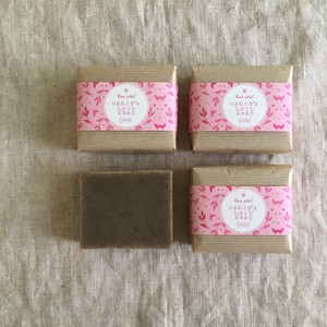 *送料無料*wanco's herb soap ~Rose petal~