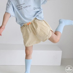 «予約» guno check short pants 3colors  チェックショート