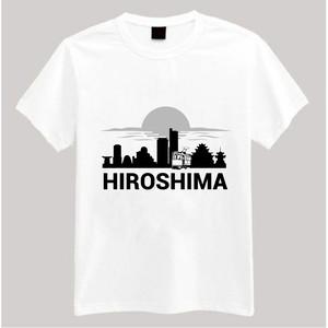 限定版 広島T-シャツ デザイナー