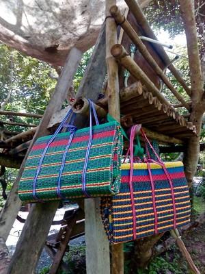 タイ製折り畳みゴザ 新色