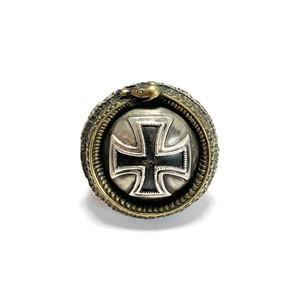 sect/セクト ST-3 Iron cross ring