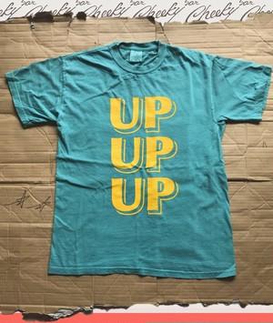 UP Tシャツ / ジャマイカカラー