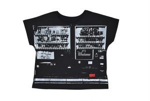 自販機ドルマンTシャツ