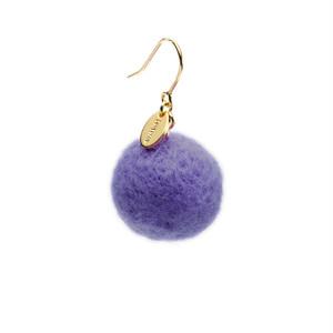 Felt Ball Hook - Lavender