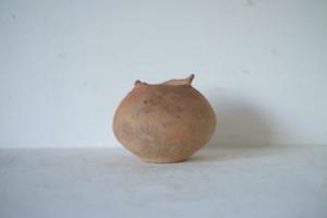 素焼きの土器