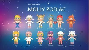 MOLLY(モリー) 黄道十二星座【12個入BOX】[POPMART]