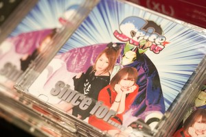 《Spiceweets》「since for......」CD2曲入り