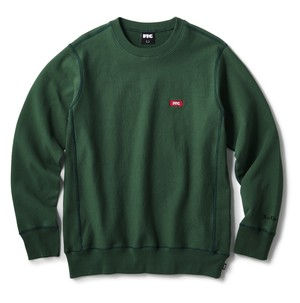 FTC (エフティーシー) / SMALL BOX LOGO CREW NECK -GREEN-