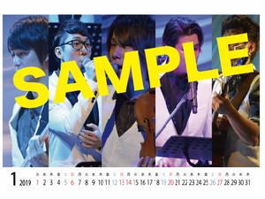 卓上カレンダー(A5)&フォトブック(40P)