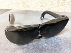 ガリットチュウ福島『タモさんのサングラス』(琉球ガラス)