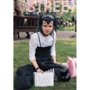 eBook- STREET magazine No.121 ~ No.130 set