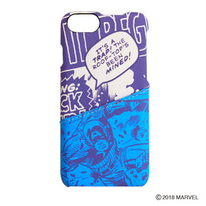 COLORFUL COMIC iPhone CASE YY-M022 CA