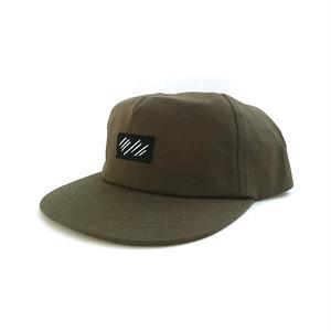 scar /////// BLOOD DRIFTER SNAPBACK CAP (Military Green)