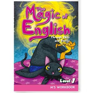 【The Magic of English】Level 1 ♪音声QR付