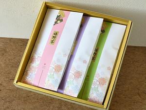 池田農園 銘茶セット(特上煎茶・釜炒り茶)100g×3包