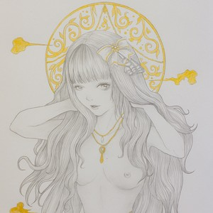 Drawing「夢想-Ⅰ(Reverie-Ⅰ)」
