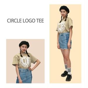 Circle Logo Tee