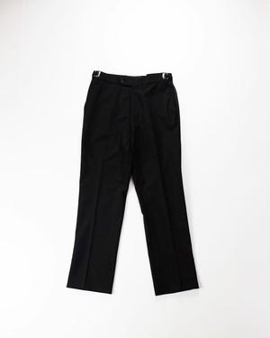 side line straight slacks