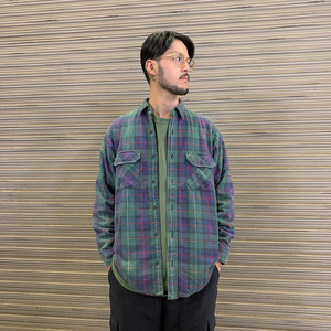 "L.L.Bean Flannel Shirt ""Made in USA"""