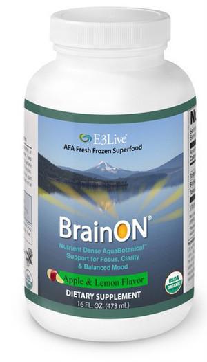 BrainON アップル&レモン味(定期便)