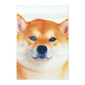 芝犬 ANIMAL ZIP BAG