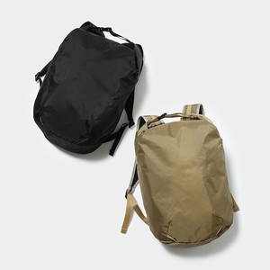 再入荷 MOUN TEN. 2way daypack [MT192017] black