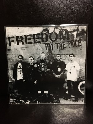 【SALE 20%OFF】Freedom / Pay The Price '7