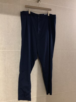 Marvine Pontiak shirt makers Pajama Pants Indigo Dobby