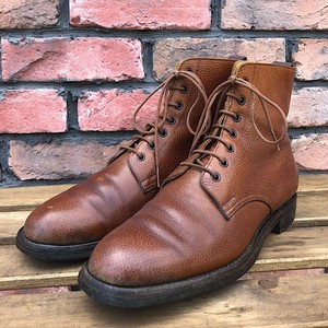 Crockett & Jones Barnwell 85C Made in Northampton England