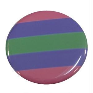 プライドフラッグ缶バッジ〈トリジェンダー/Trigender〉