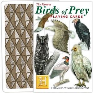 トランプ【肉食性の鳥】Heritage Playing Card Company 90023-Q