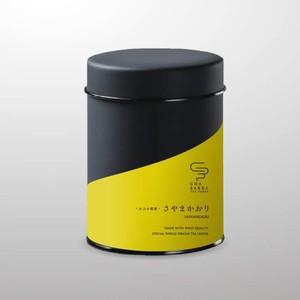2018NEW さやまかおり - かぶせ煎茶 - 50g(茶缶)