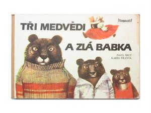《SOLD OUT》カレル・フランタ「Tri medvedi a zla babka」1986年