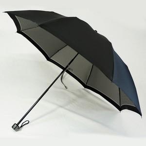 両面織の国産傘 晴雨兼用