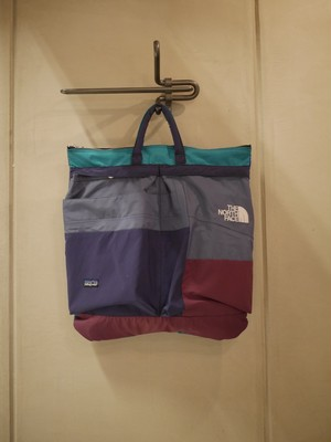 OLD PARK / HELMET BAG  (JUQUI別注 / NO.3)