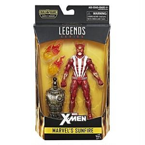 マーベルレジェンド  ウォーロック ビルド X-Men サンファイア