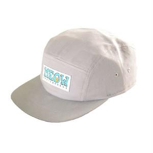【MEOW】LOGO 5 PANEL CAMP HAT