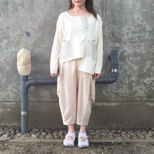 nusumigui  white pocket トップス