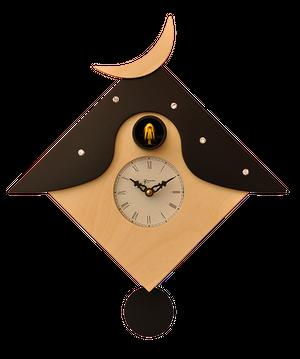 ピロンディーニ時計104-natural-blackroof