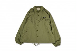 EVILACT(イーブルアクト) / Nylon Coach Jacket(leaf green)