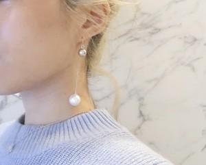 silver ball  pierce