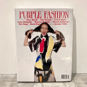 BOOK / PURPLE FASHION  magazine S/S 2014 Issue 21
