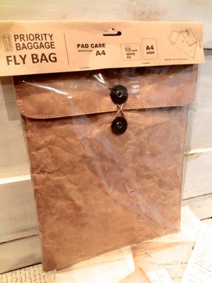 FLY BAG/PAD CASE A4