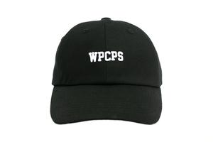 WPCPS Dad Cap Black